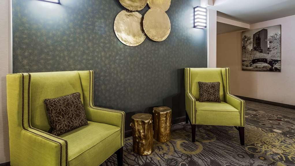 Best Western Premier NYC Gateway Hotel - Lobbyansicht
