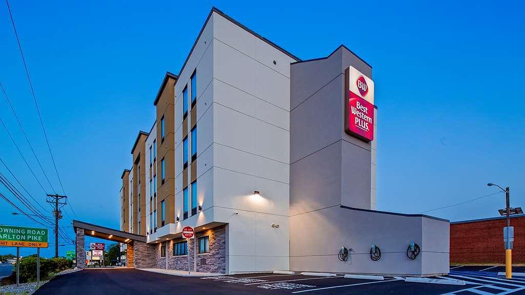 Best Western Plus Philadelphia-Pennsauken Hotel - Vista exterior