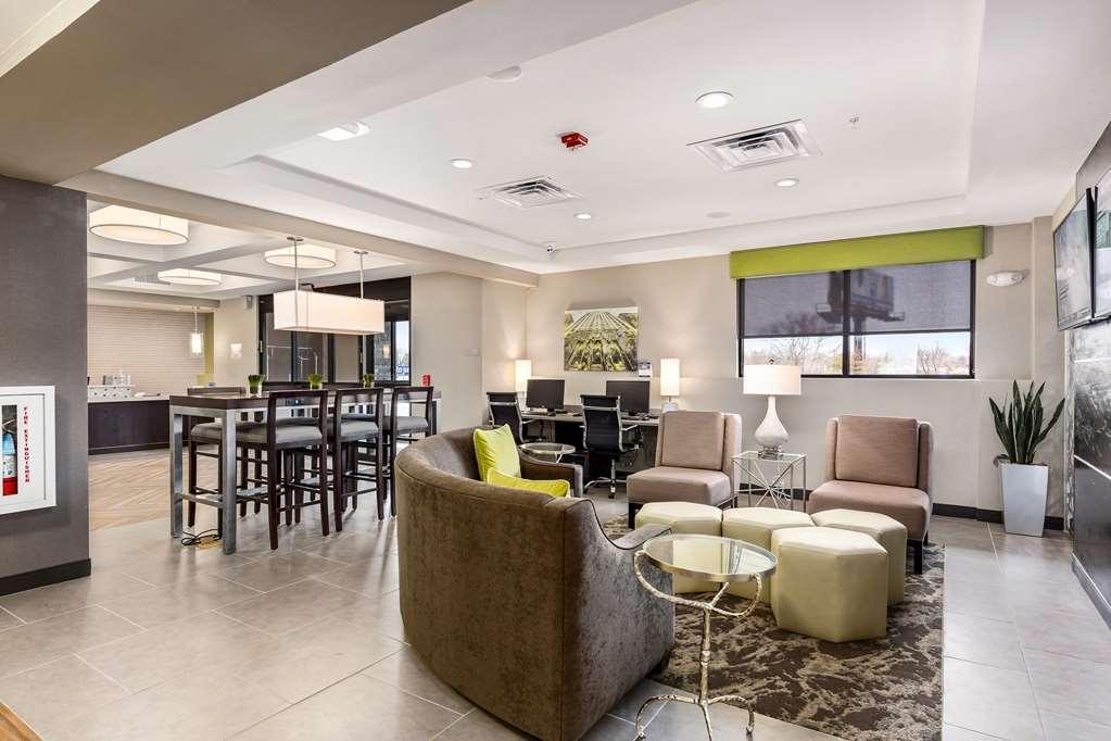 Best Western Plus Philadelphia-Pennsauken Hotel - Vue du lobby