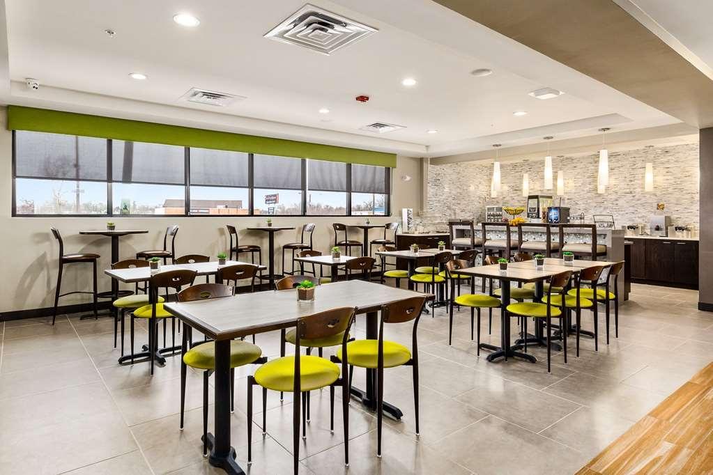 Best Western Plus Philadelphia-Pennsauken Hotel - Restaurant / Etablissement gastronomique
