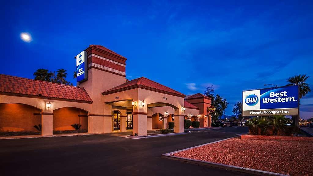 Best Western Phoenix Goodyear Inn - Vue extérieure