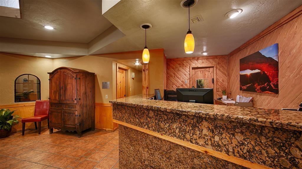 Best Western Phoenix Goodyear Inn - recepción