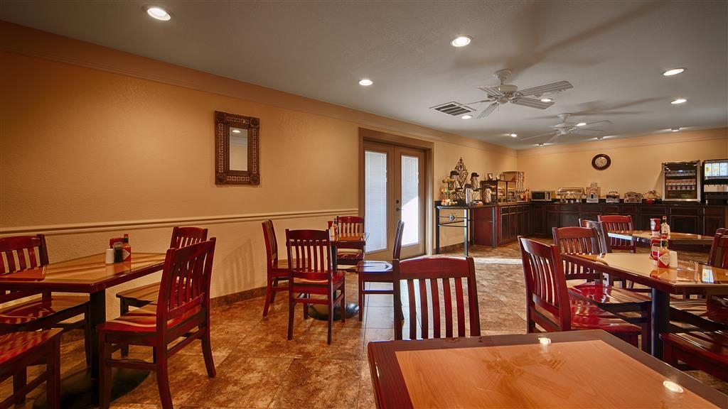 Best Western Phoenix Goodyear Inn - Restaurante/Comedor