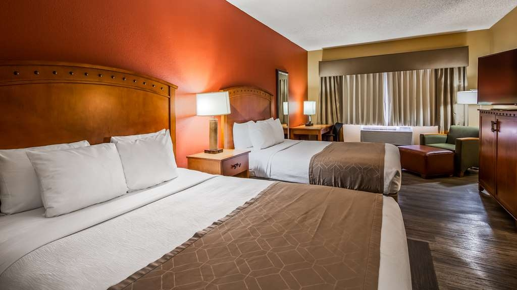 Best Western Plus at Lake Powell - Two Queen Bed Guest Room