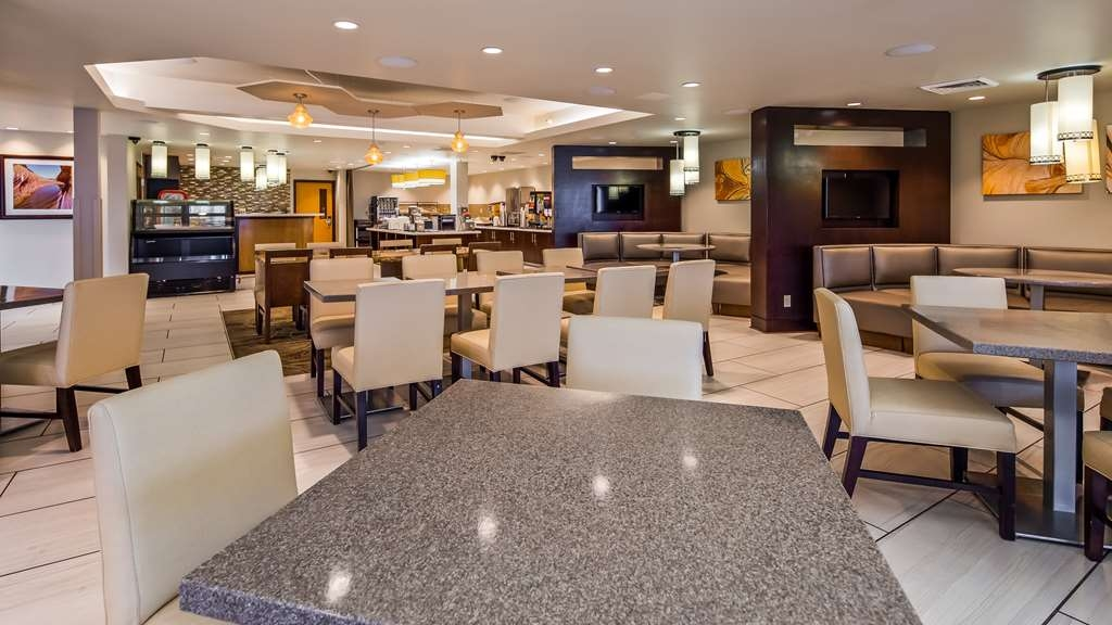 Best Western Plus at Lake Powell - Prima colazione a buffet