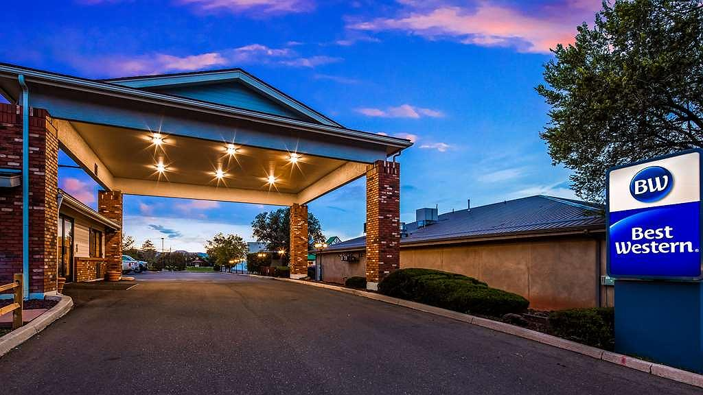Best Western Sunrise Inn - Vista exterior
