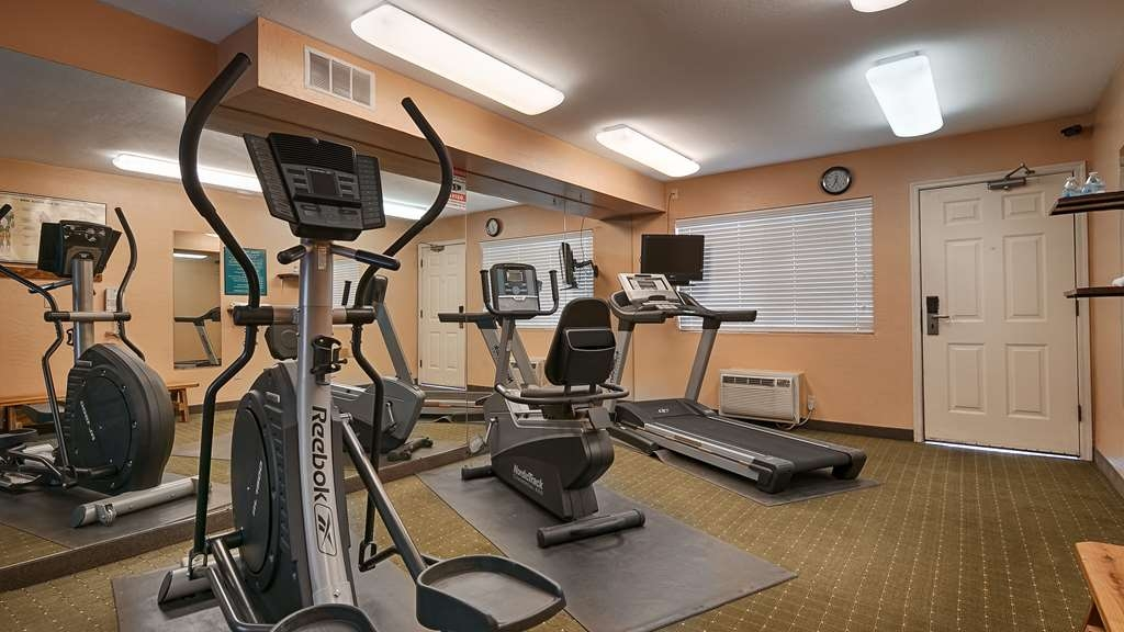 Best Western Sunrise Inn - Fitnessstudio