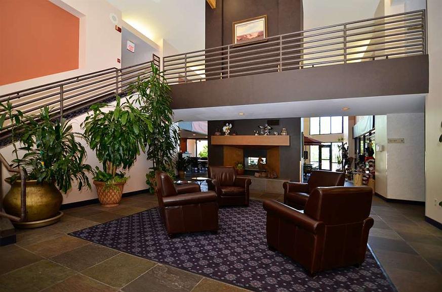 Best Western Plus Inn of Williams - Vue du lobby