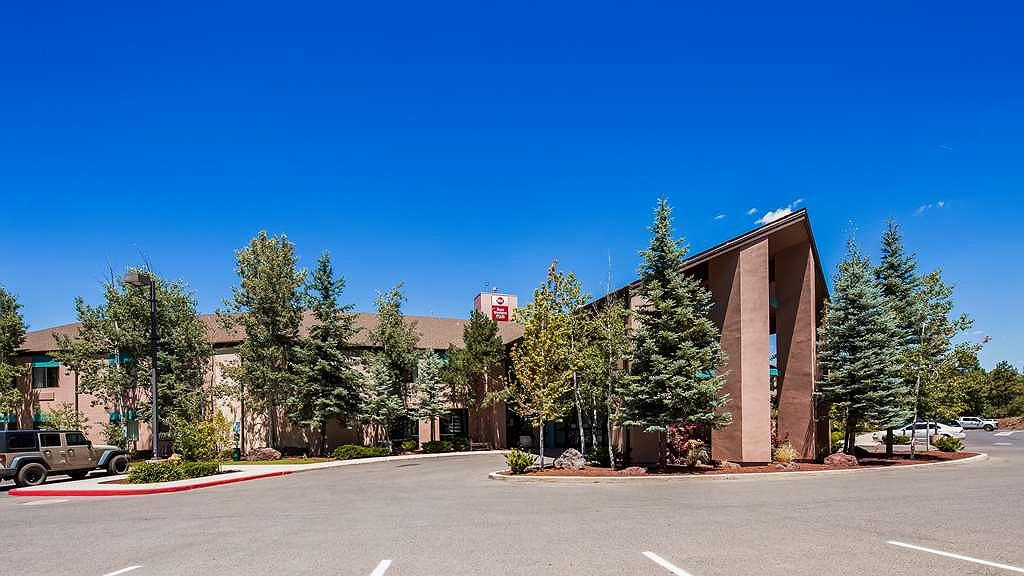Best Western Plus Inn of Williams - Welcome to the Best Western Inn of Williams