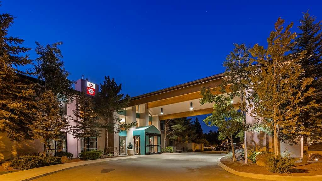 Best Western Plus Inn of Williams - We hope you enjoy your stay with us here in Williams, Arizona.