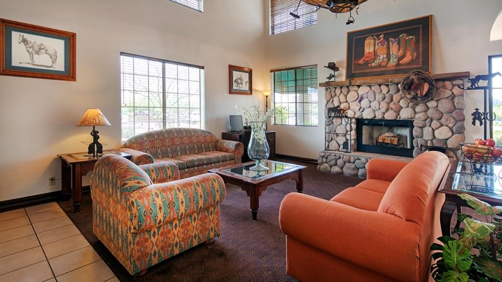 Best Western Superstition Springs Inn - Lobbyansicht