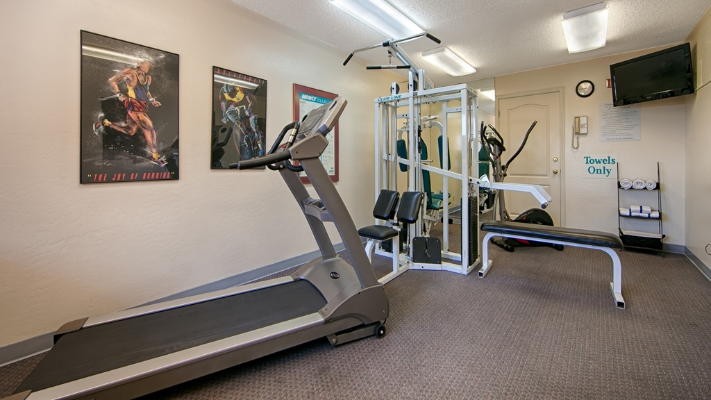 Best Western Superstition Springs Inn - exercise chambre
