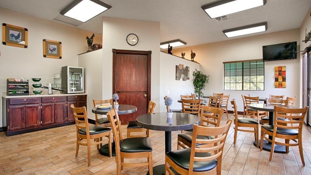 Best Western Superstition Springs Inn - Restaurant / Gastronomie