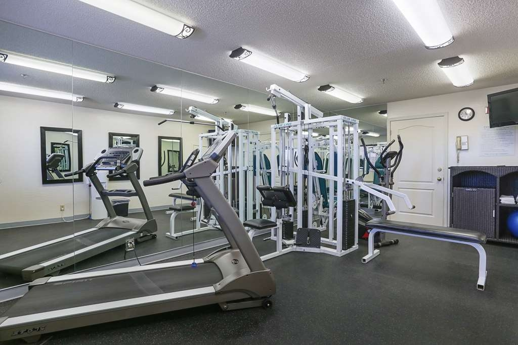 Best Western Superstition Springs Inn - Fitnessstudio
