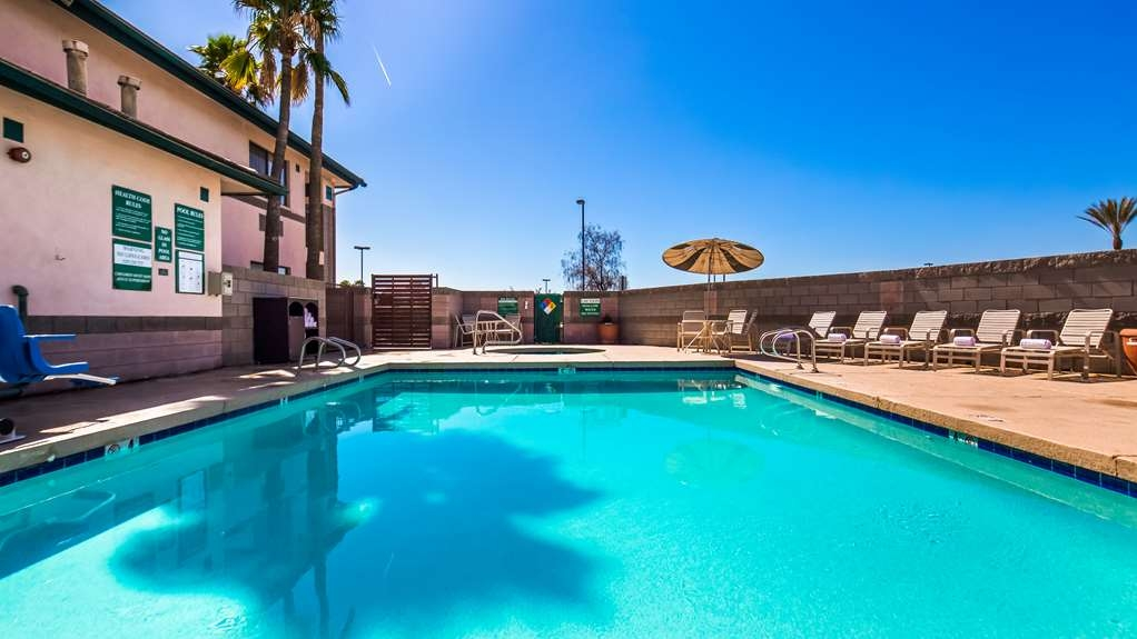 Best Western Superstition Springs Inn - Vue de la piscine