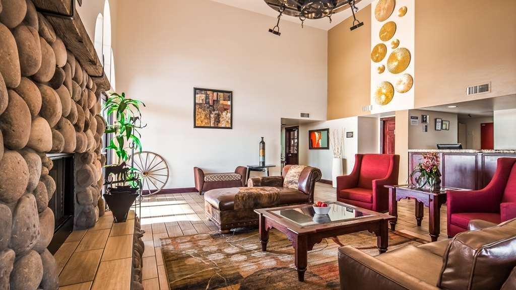 Best Western Superstition Springs Inn - Vue du lobby