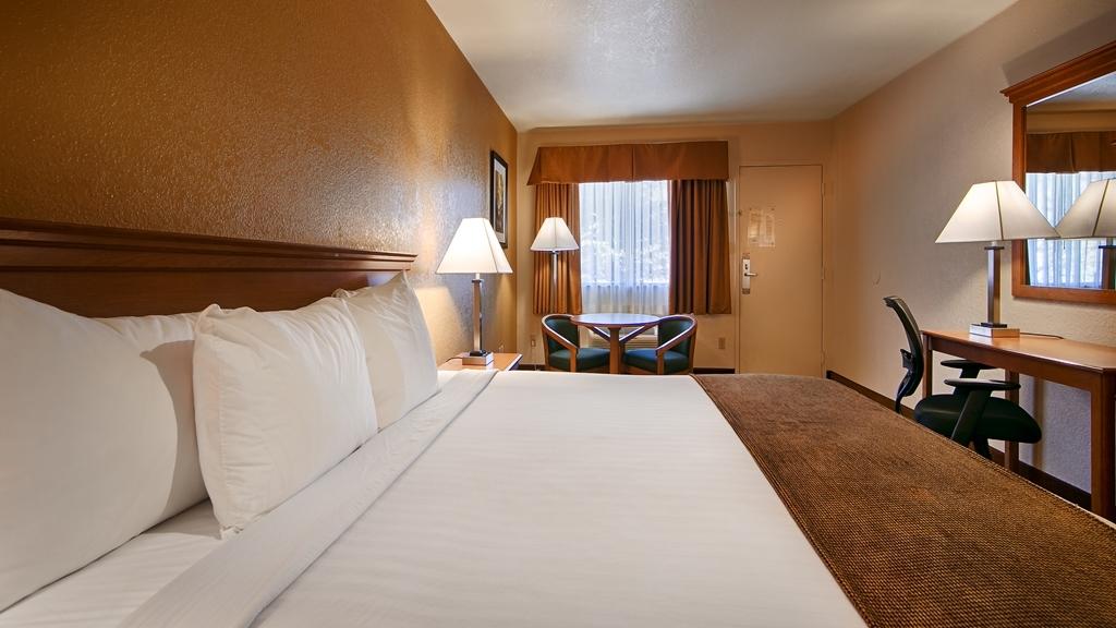Best Western Sawmill Inn - King Bed Guest Room