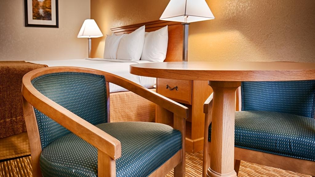 Best Western Sawmill Inn - Chambres / Logements