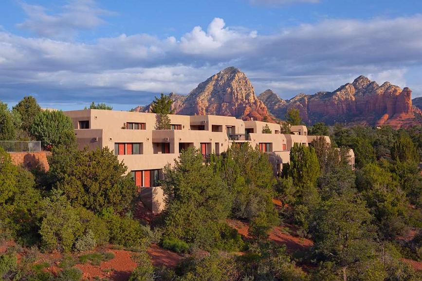 Best Western Plus Inn of Sedona - Vista Exterior