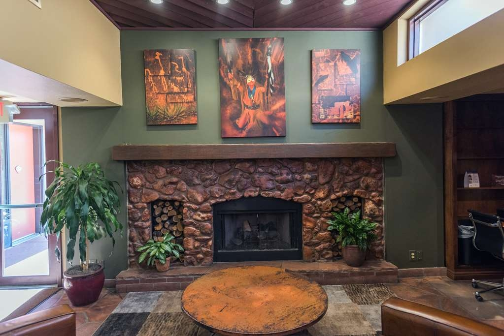 Best Western Plus Inn of Sedona - Vue du lobby