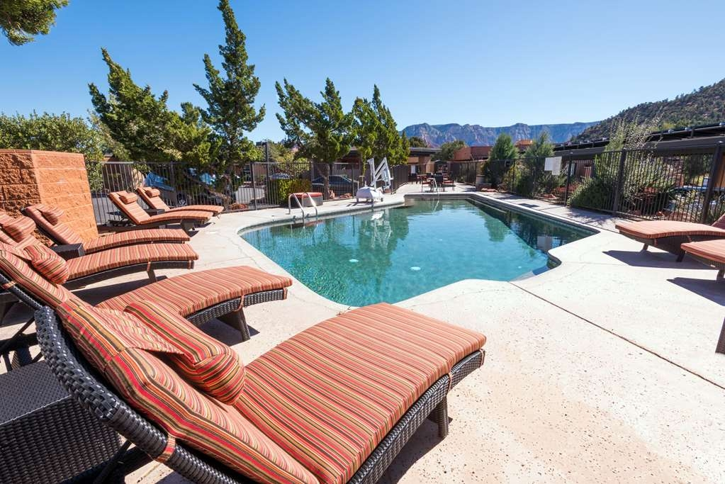 Best Western Plus Inn of Sedona - Vue de la piscine