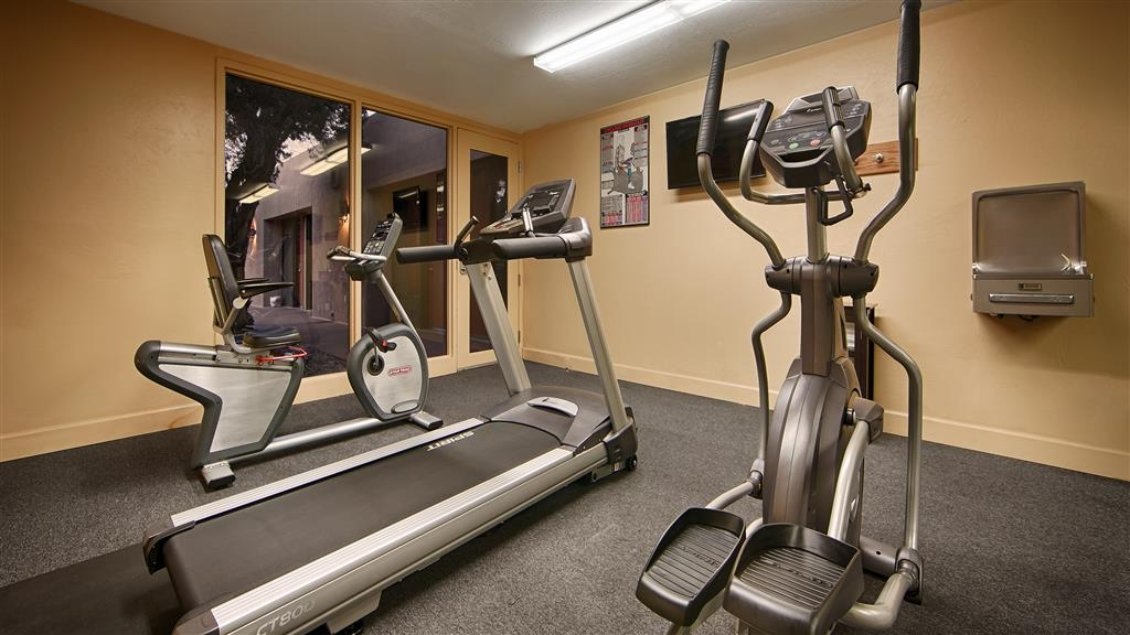 Best Western Plus Inn of Sedona - exercise chambre