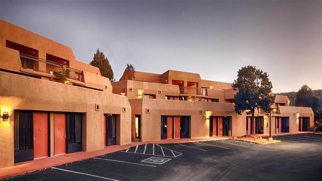 Best Western Plus Inn of Sedona - Vista esterna