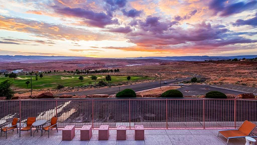 Hotel in Page | Best Western View of Lake Powell Hotel