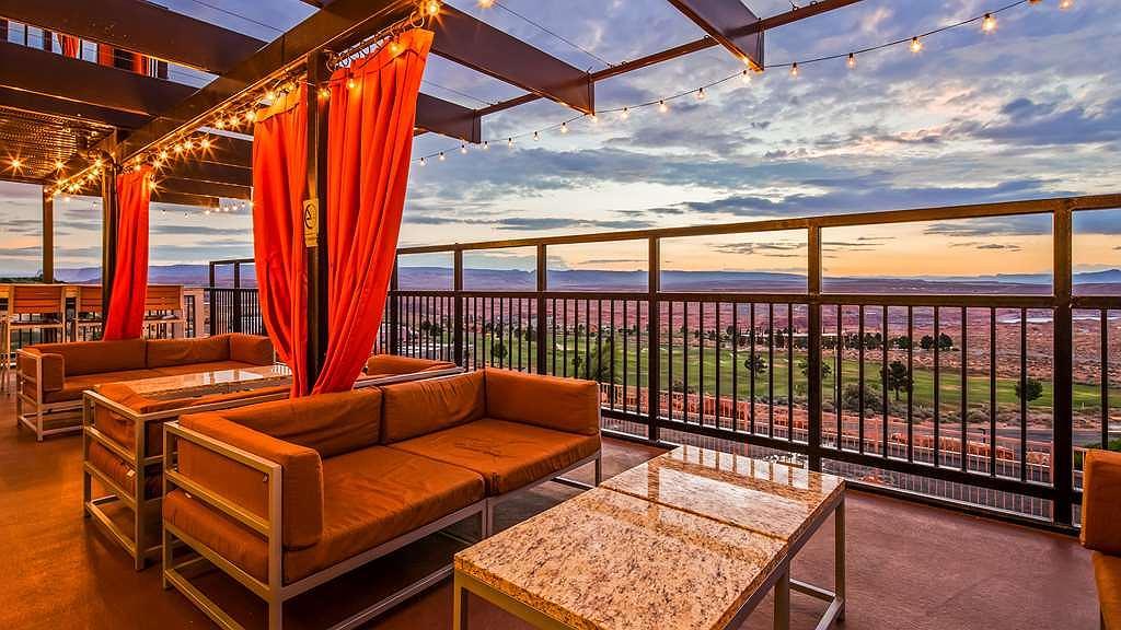 Best Western View of Lake Powell Hotel - Aussenansicht
