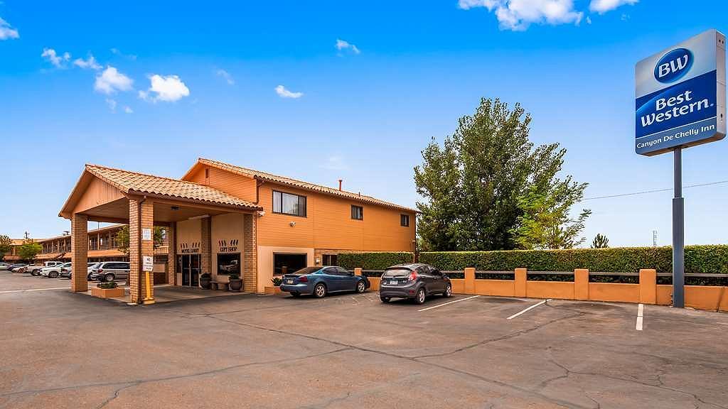 Best Western Canyon De Chelly Inn - Vista exterior