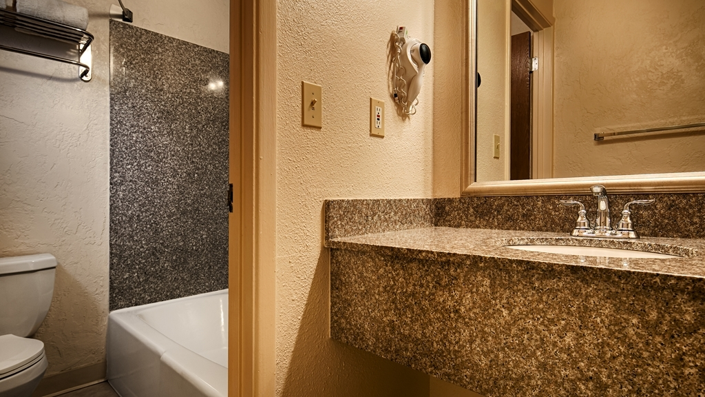 Best Western Canyon De Chelly Inn - Bagno
