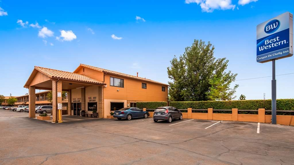 Best Western Canyon De Chelly Inn - Exterior view