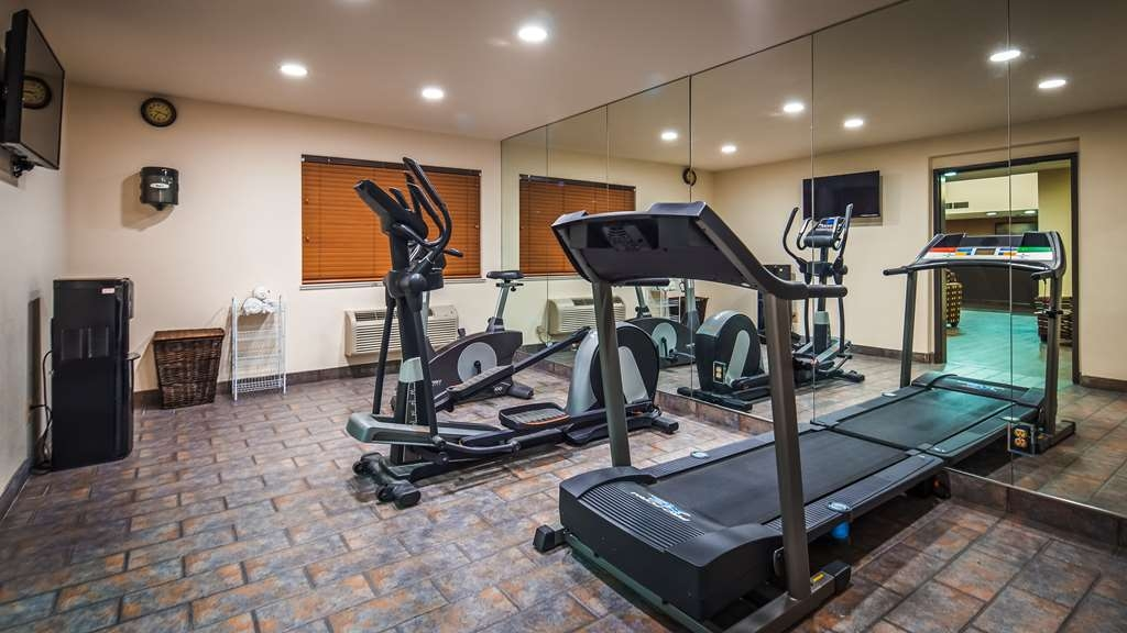 Best Western Parker Inn - Club de remise en forme