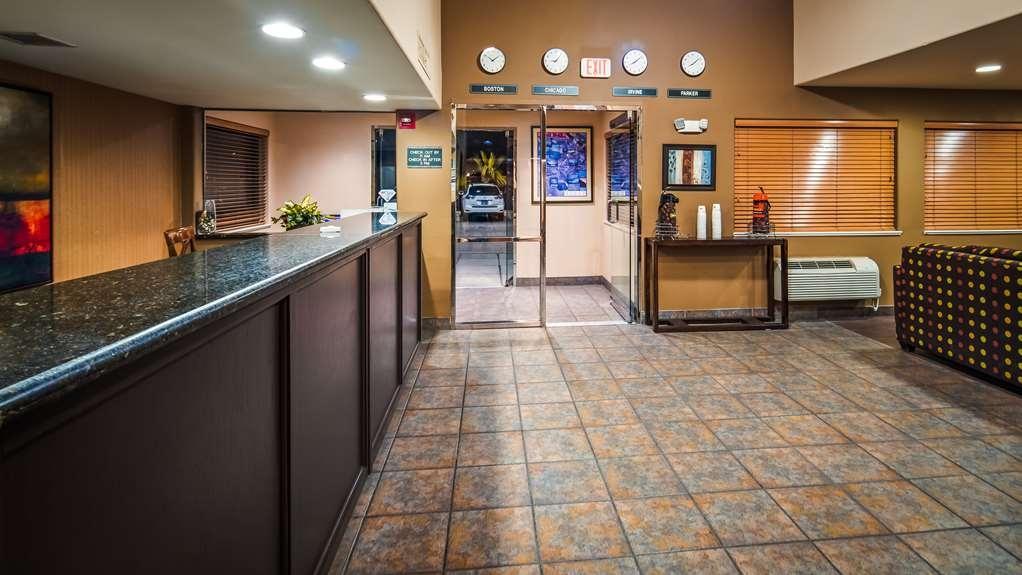Best Western Parker Inn - Lobbyansicht