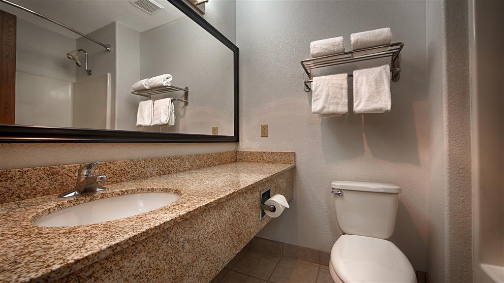 Best Western Parker Inn - Badezimmer