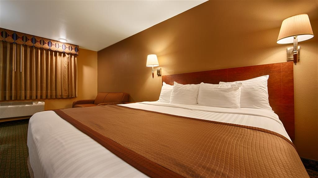 Best Western Parker Inn - Gästezimmer