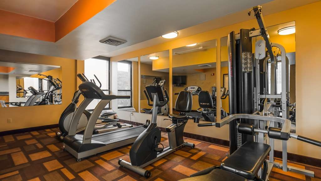 Best Western Inn of Tempe - Sala fitness