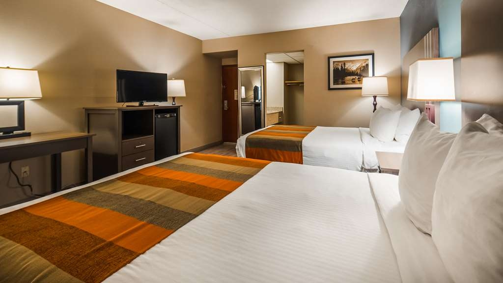 Best Western Inn of Tempe - Chambres / Logements