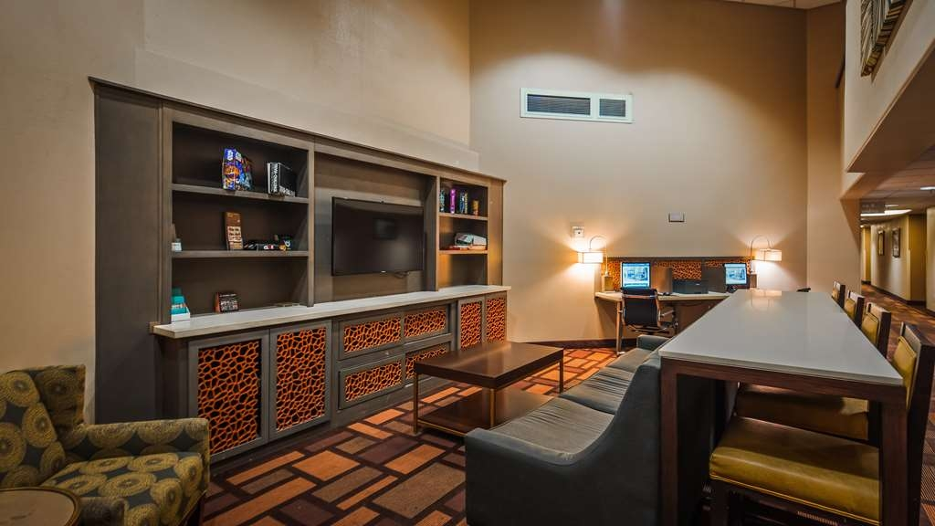 Best Western Inn of Tempe - Centro fitness