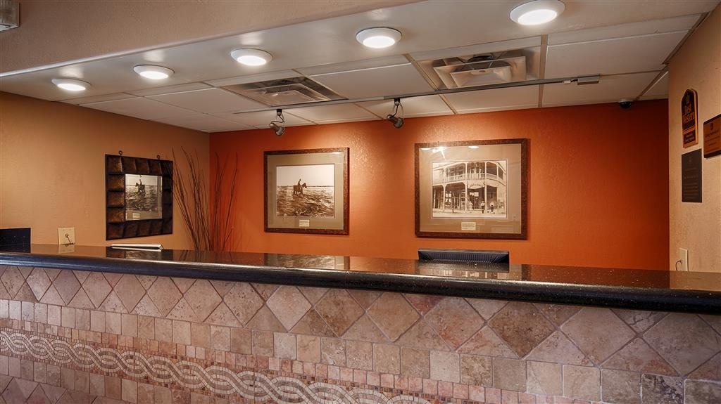 Best Western Inn of Tempe - Reception