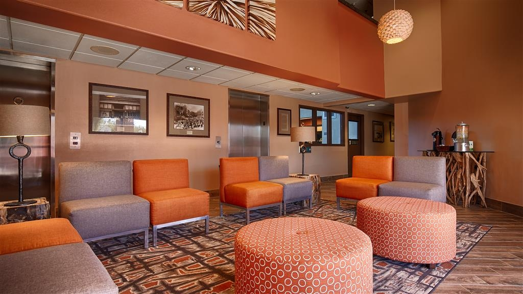 Best Western Inn of Tempe - Hall