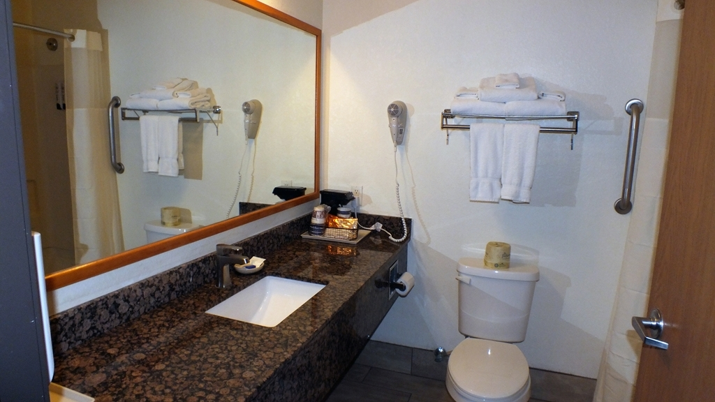 Best Western Gold Canyon Inn & Suites - Salle de bain