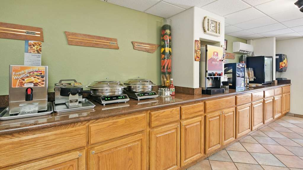 Best Western Gold Canyon Inn & Suites - Le petit déjeuner buffet