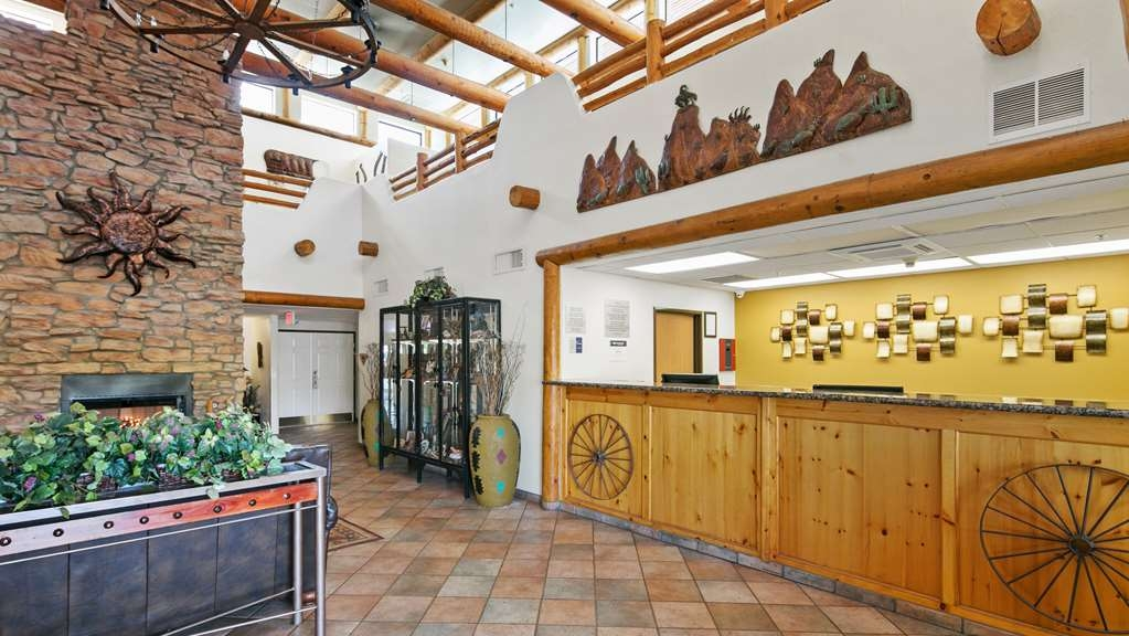 Best Western Gold Canyon Inn & Suites - Réception