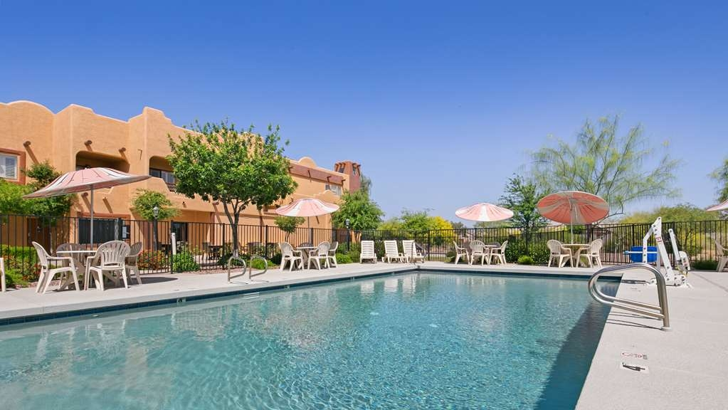 Best Western Gold Canyon Inn & Suites - Vue de la piscine