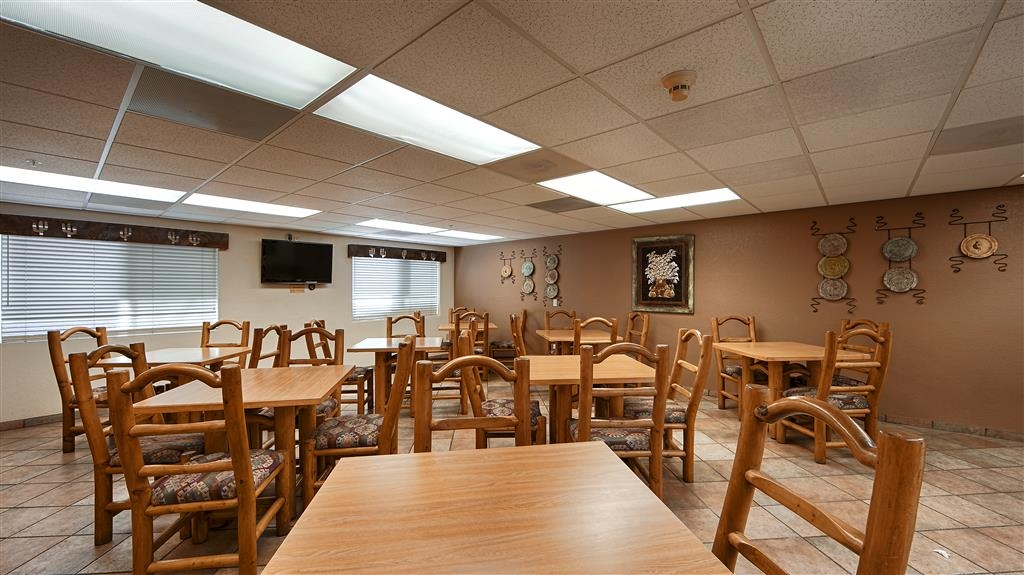Best Western Gold Canyon Inn & Suites - Restaurantes