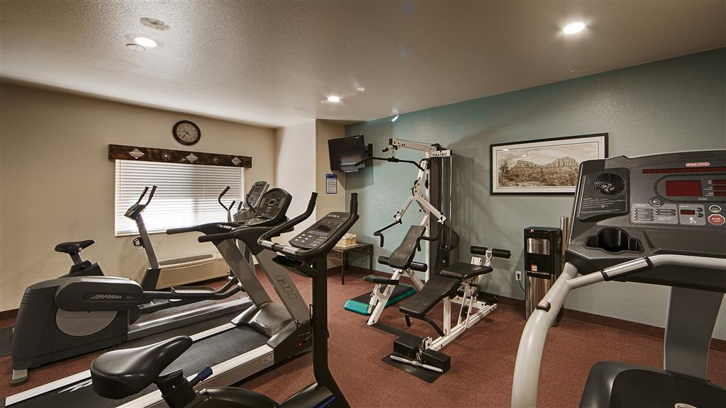 Best Western Gold Canyon Inn & Suites - Centre de fitness