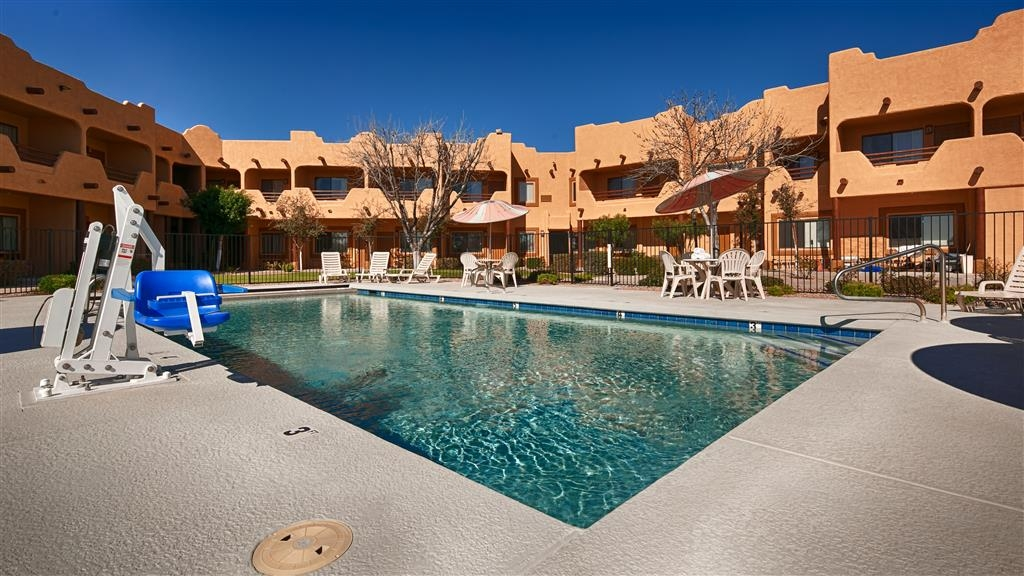 Best Western Gold Canyon Inn & Suites - Piscine