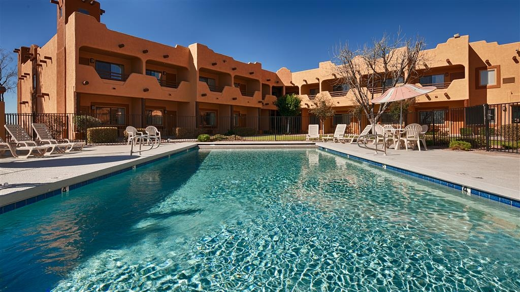 Best Western Gold Canyon Inn & Suites - Piscina