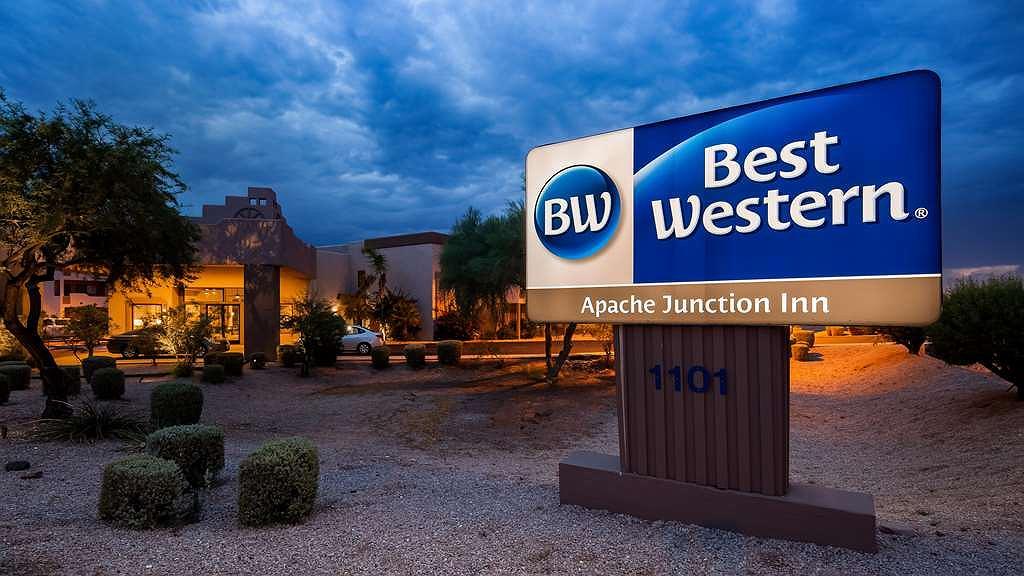 Best Western Apache Junction Inn - Vue extérieure